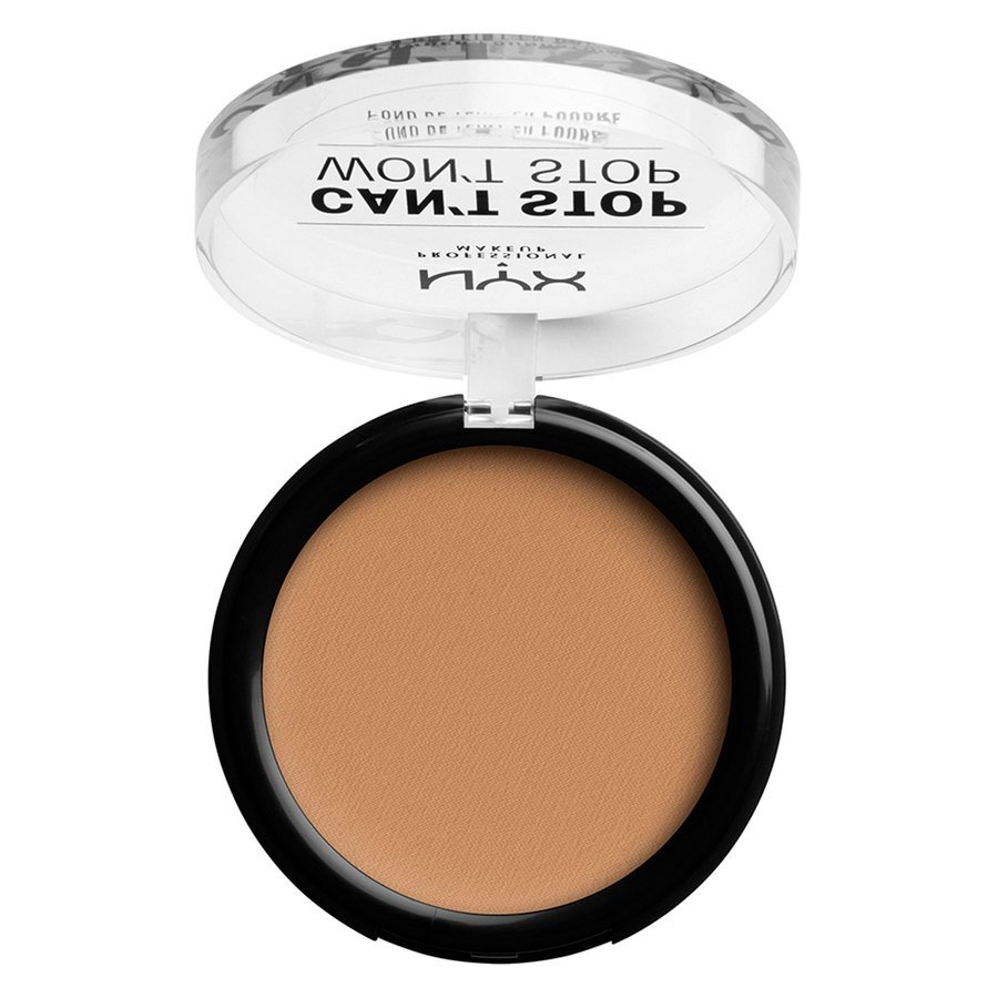 NYX Professional Makeup Can't Stop Won't Stop Powder Foundation #10.3 Natural Buff 10,7g