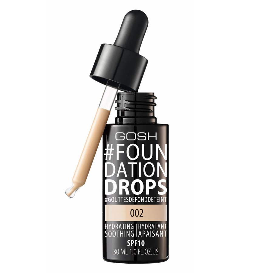 GOSH Foundation Drops #002 Ivory 30ml