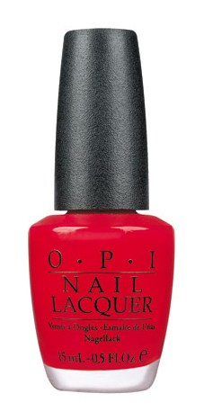 OPI Big Apple Red 15ml NLN25