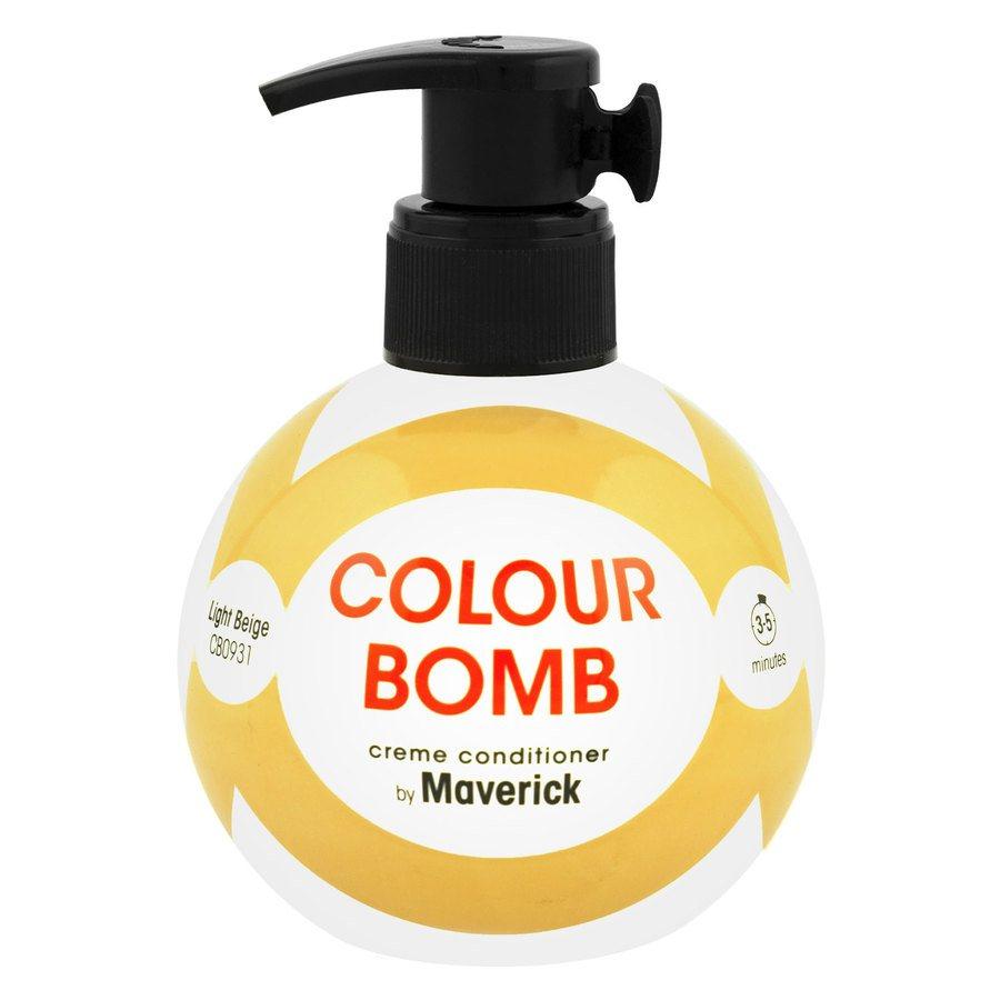 Colour Bomb Fargebalsam Light Beige 250ml