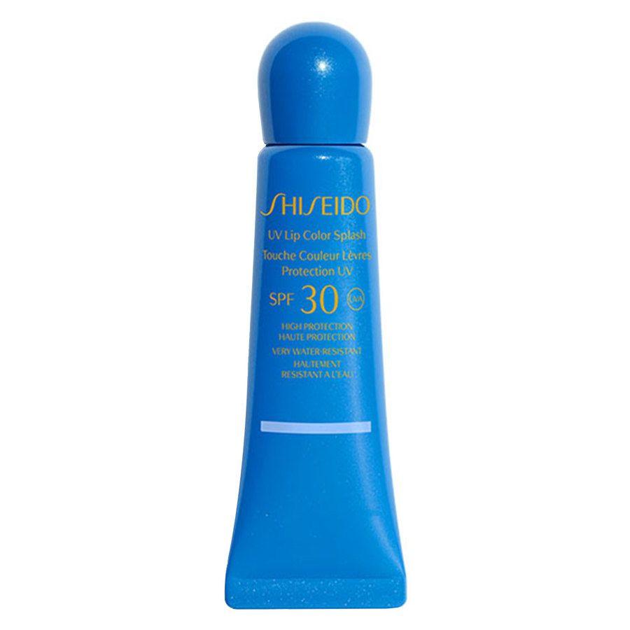 Shiseido UV Lip Color Splash SPF30 #Tahiti Blue 10ml