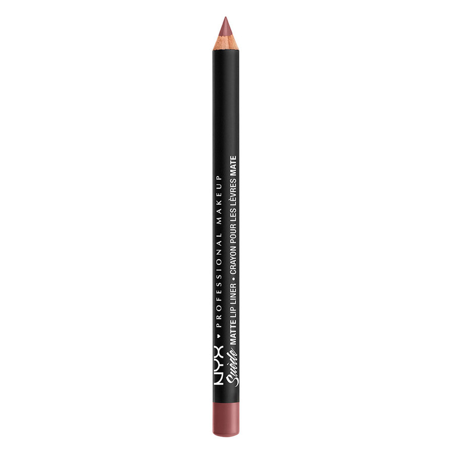 NYX Professional Makeup Suede Matte Lip Liner Whipped Caviar 3,8g