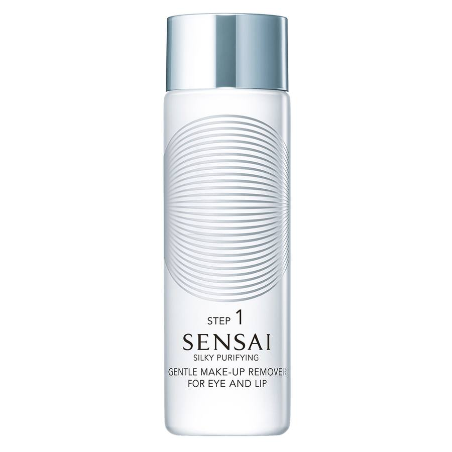 Sensai Silky Purifying Gentle Make-Up Remover For Eye And Lip 100ml