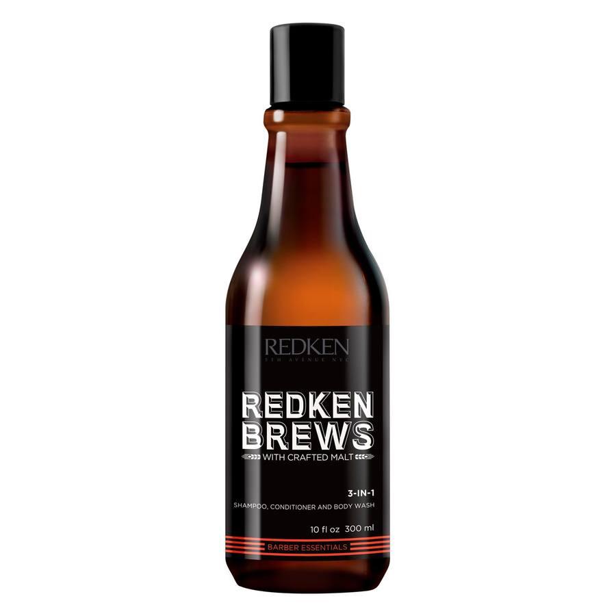 Redken Brews 3-in-1 300ml