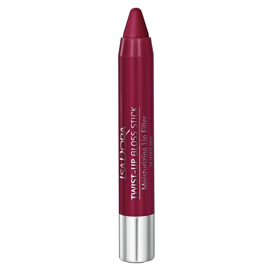 IsaDora Twist-Up Gloss Stick #28 Wine Red 3,3g