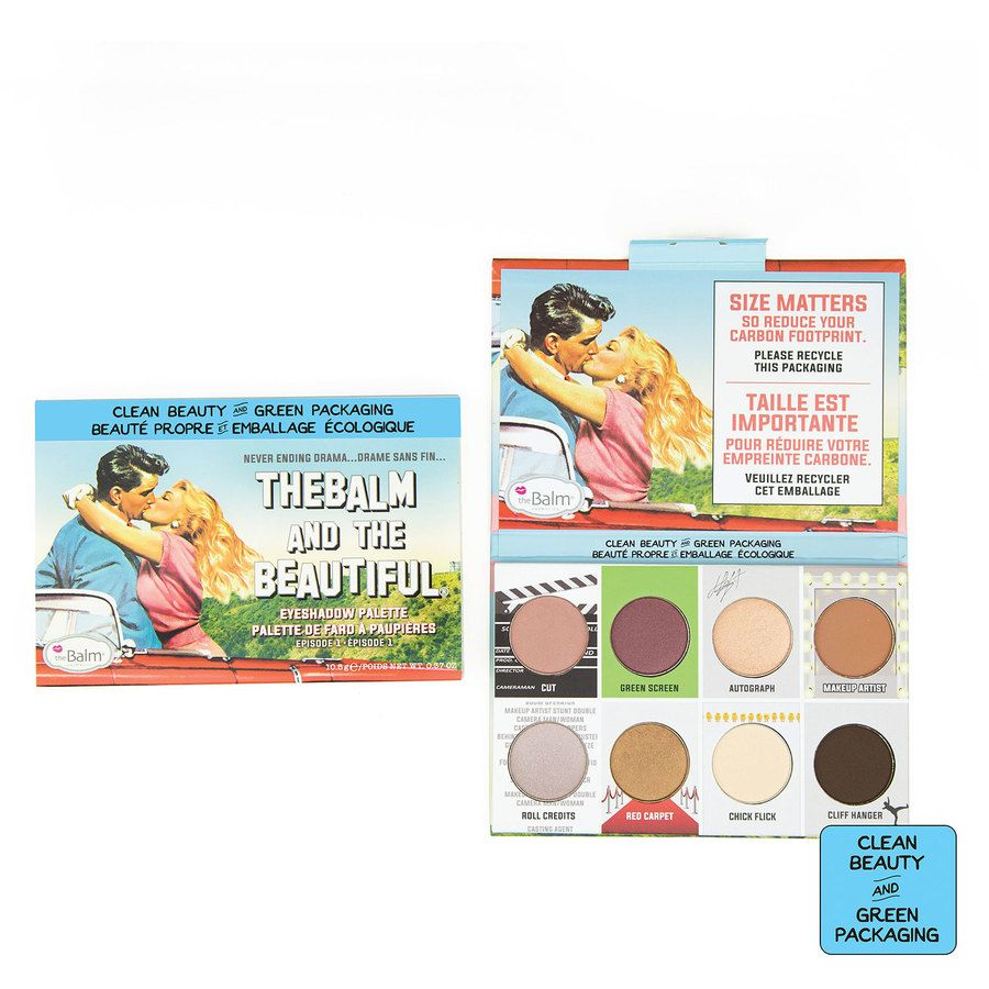 theBalm theBalm And The Beautiful Episode 1 10,5g