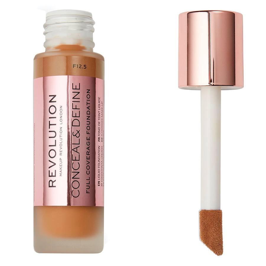 Makeup Revolution Conceal & Define Foundation F12.5 23ml