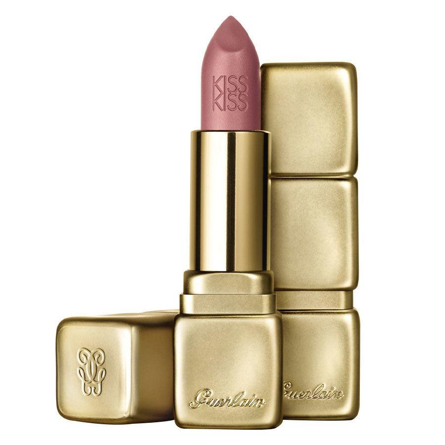 Guerlain Kiss Kiss Matte #M379 Fiery Pink 3,5g