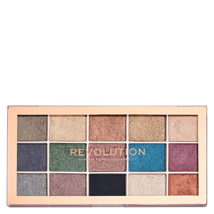 Makeup Revolution Foil Frenzy Hybrid Shadow Palette 15x1,1g