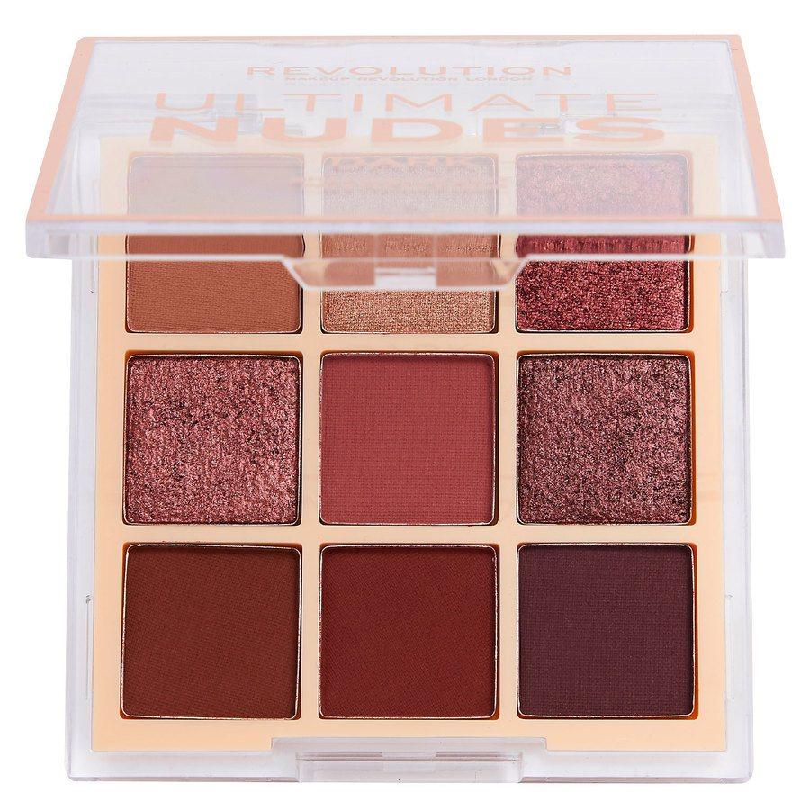 Revolution Beauty Makeup Revolution Ultimate Nudes Shadow Palette Dark 6,8g