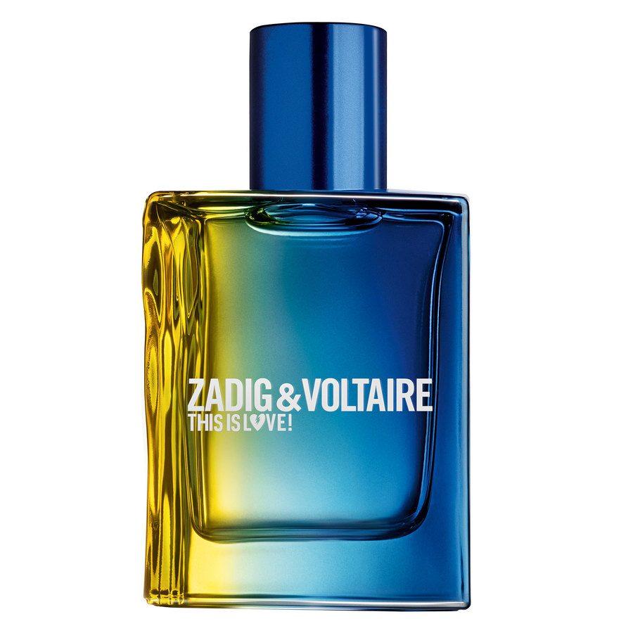 Zadig & Voltaire This Is Love Pour Lui Eau De Toilette 30ml