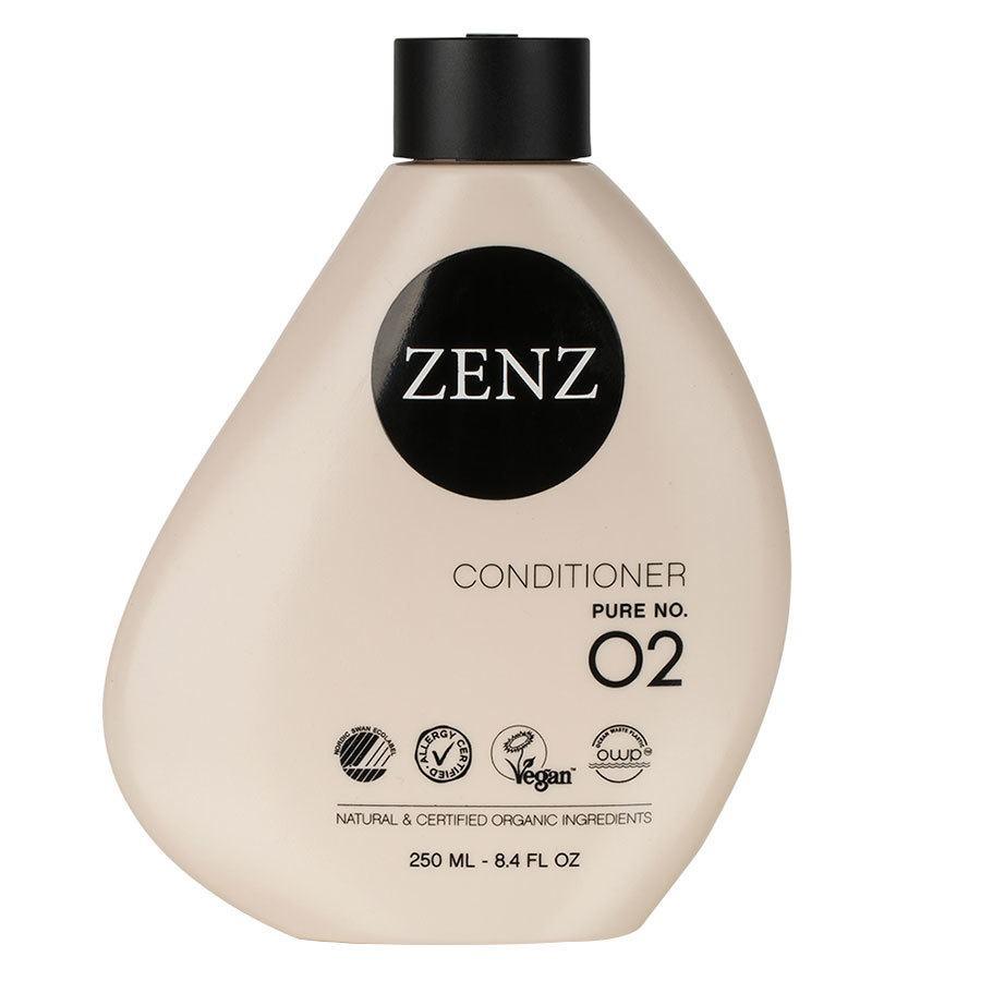 Zenz Organic No. 02 Pure Conditioner 250ml
