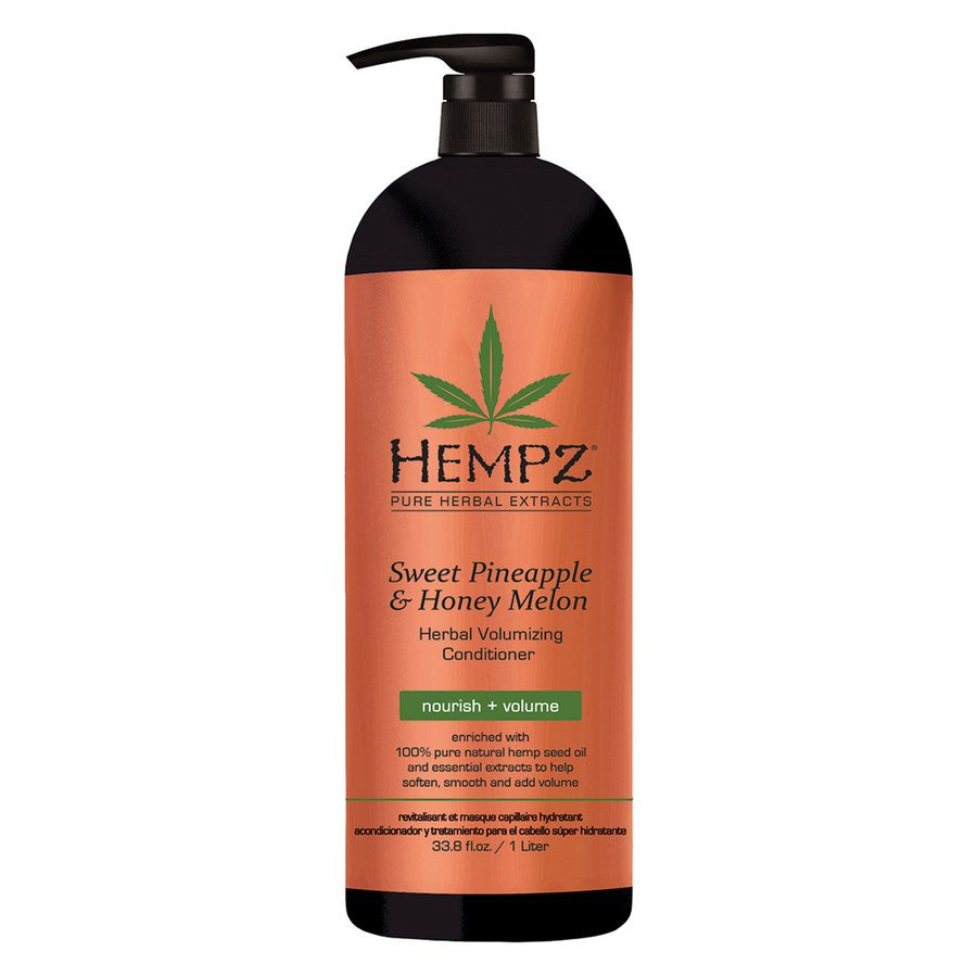 Hempz Sweet Pineapple & Honey Melon Volumizing Conditioner 1000ml