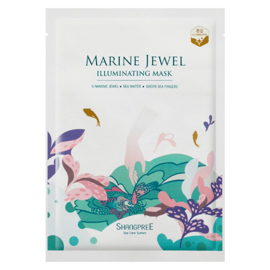 Shangpree Marine Jewel Illuminating Mask 30ml