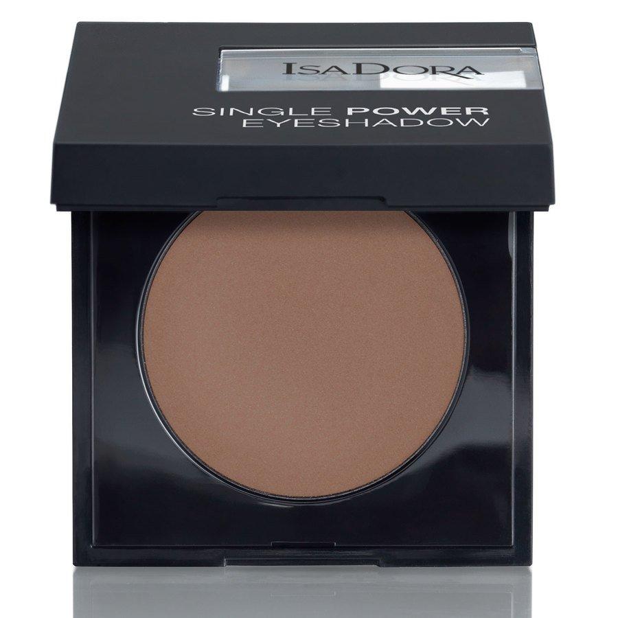 IsaDora Single Power Eyeshadow 02 Mocha Bisque 2,2g