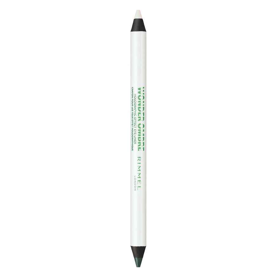 Rimmel London Wonder Ombre Holographic Effect Eyeliner #002 Galactic Green