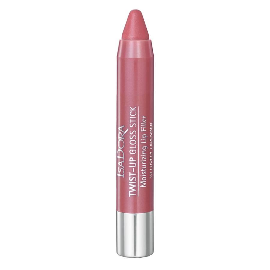 IsaDora Twist-Up Gloss Stick #10 Lovely Lavender 3,3g