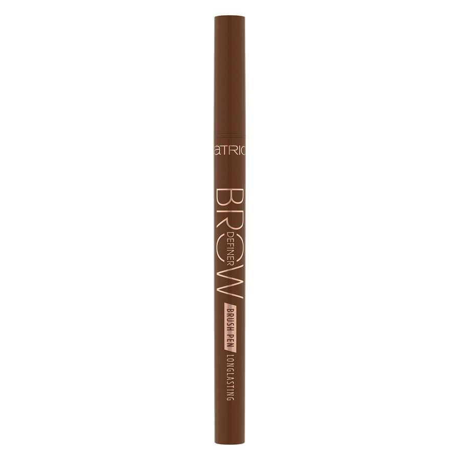 Catrice Brow Definer Brush Pen Longlasting 030 Chocolate Brown 0,7ml