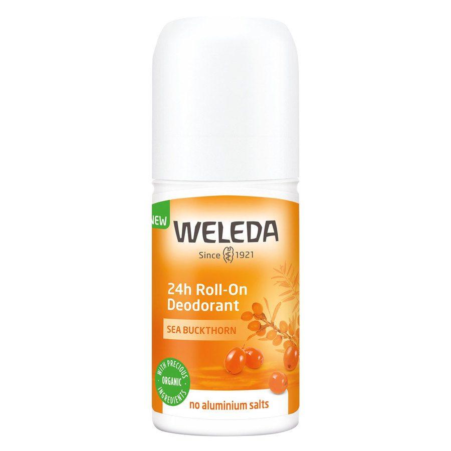 Weleda Sea Buckthorn 24h Roll-on Deodorant 50ml