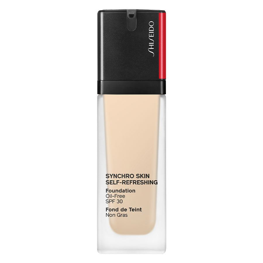 Shiseido Synchro Skin Self Refreshing Foundation #120 Ivory 30ml