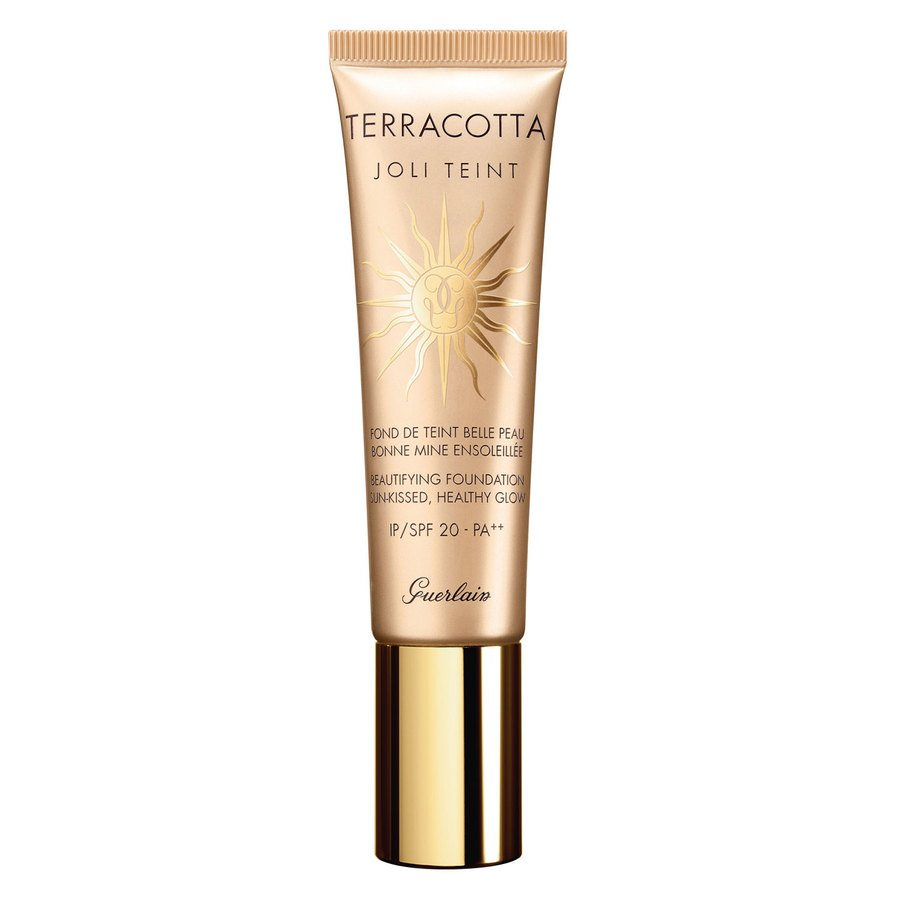 Guerlain Terracotta Joli Teint Beautifying Foundation #Naturel 30ml
