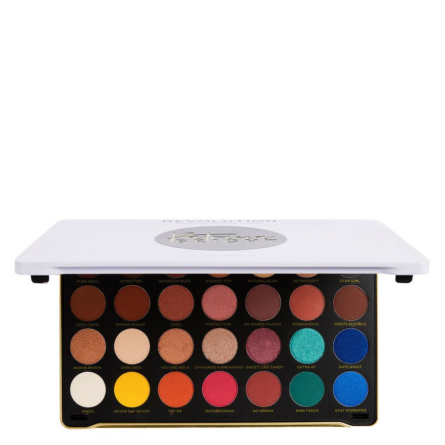 Makeup Revolution X Patricia Bright Rich In Life Palette 28x1,2g