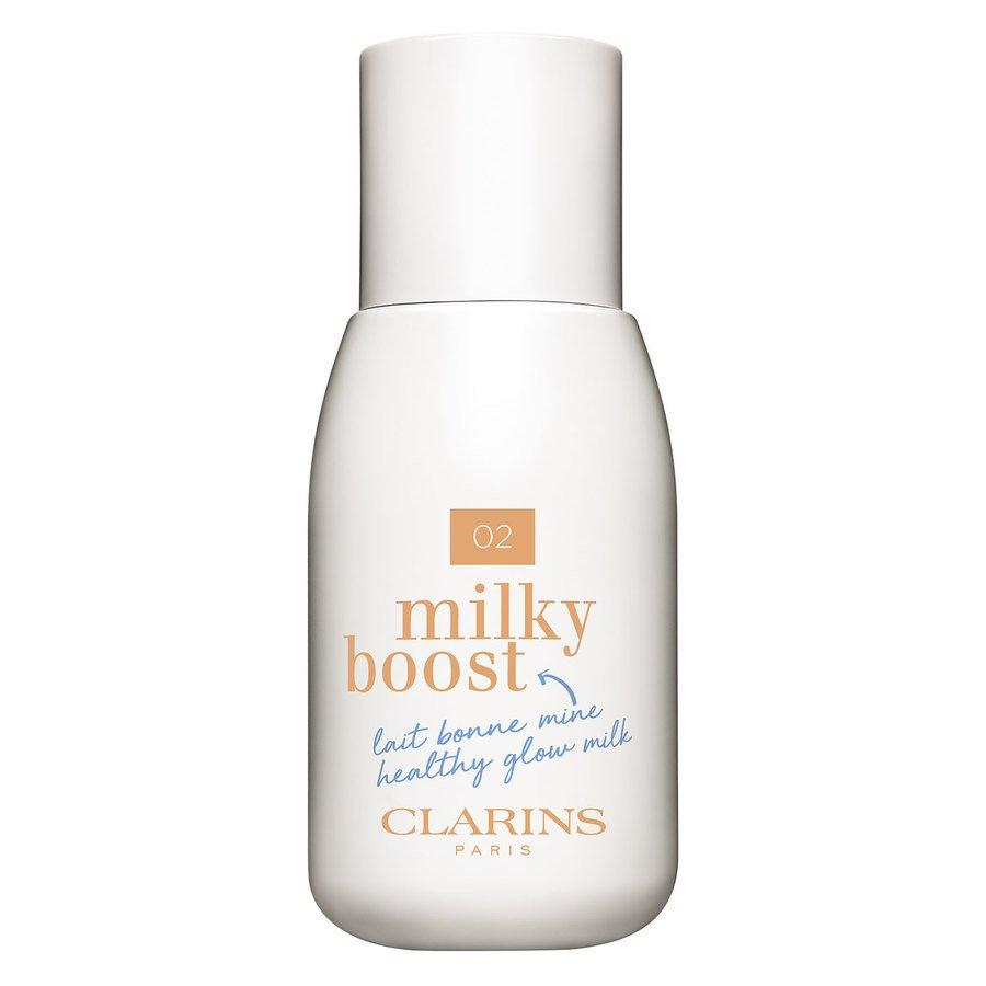 Clarins Milky Boost 02 Milky Nude 50ml