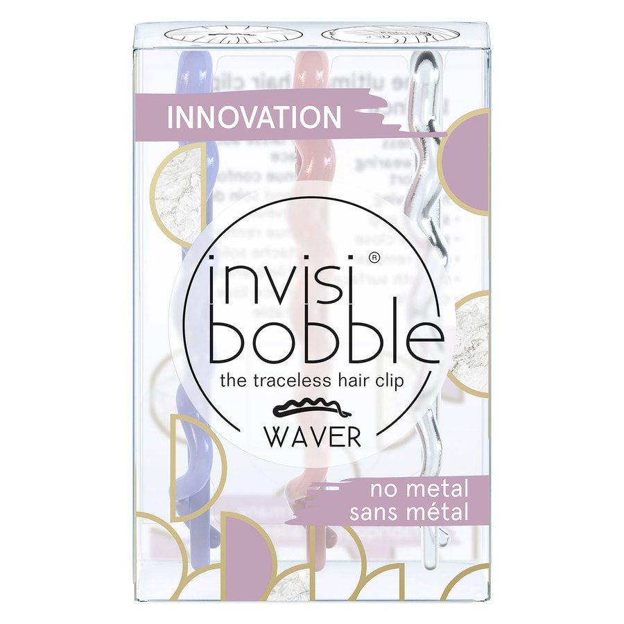 Invisibobble Marblelous Waver I Lava You 3pcs