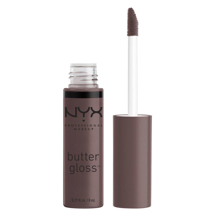 NYX Professional Makeup Butter Lip Gloss Cinamon Roll 8ml