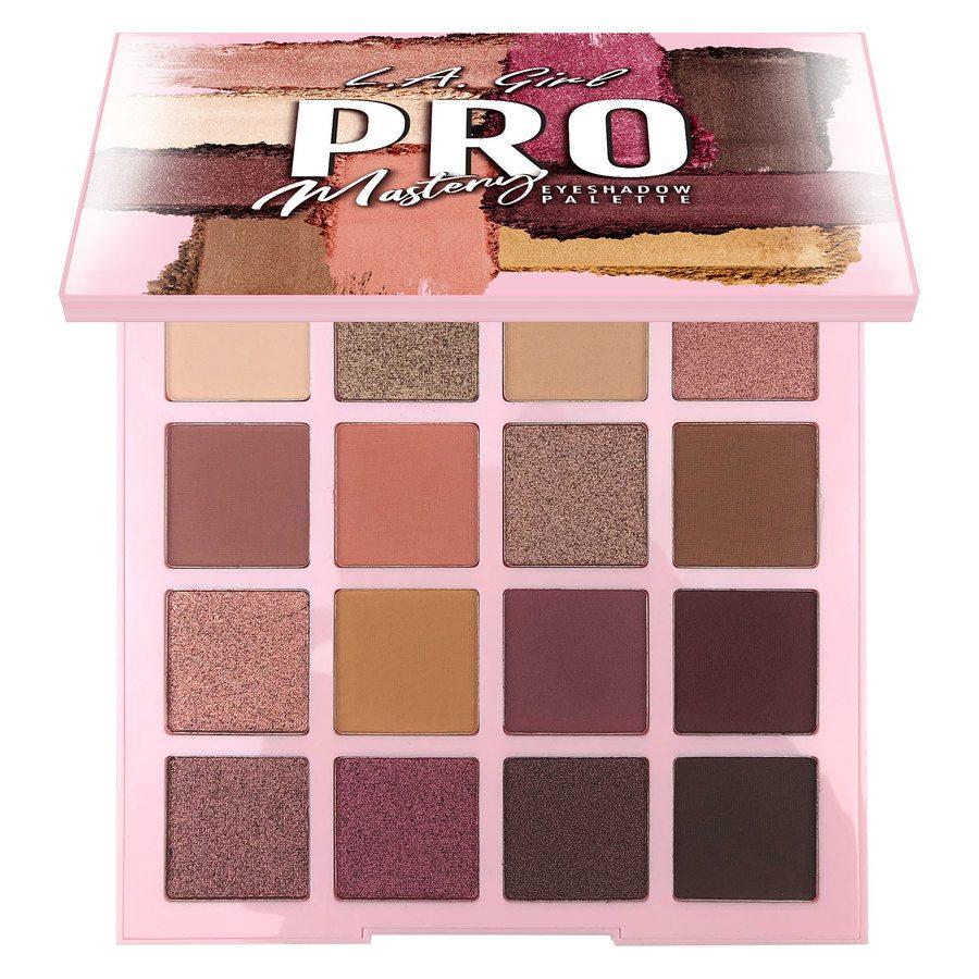 L.A. Girl PRO Mastery Eyeshadow Palette 35g