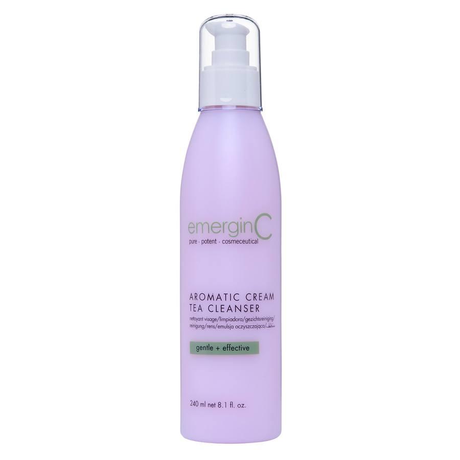 emerginC Aromatic Cream Cleanser 240ml