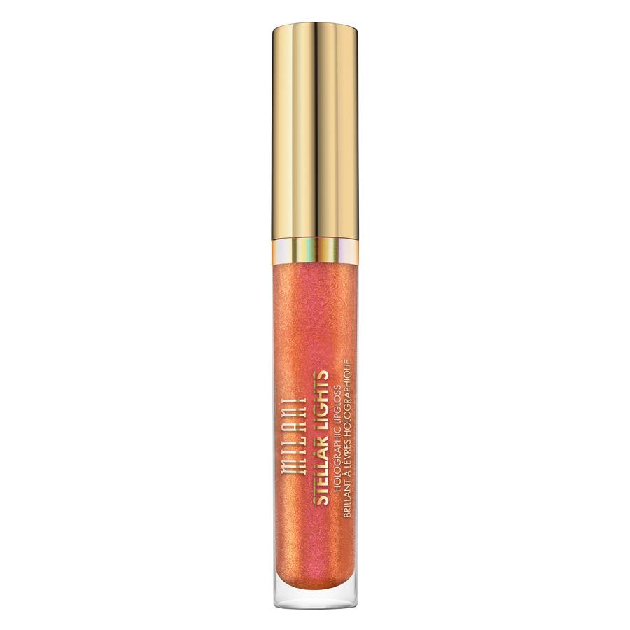 Milani Stellar Light Holographic Lip Gloss Luminous Peach 3,6ml