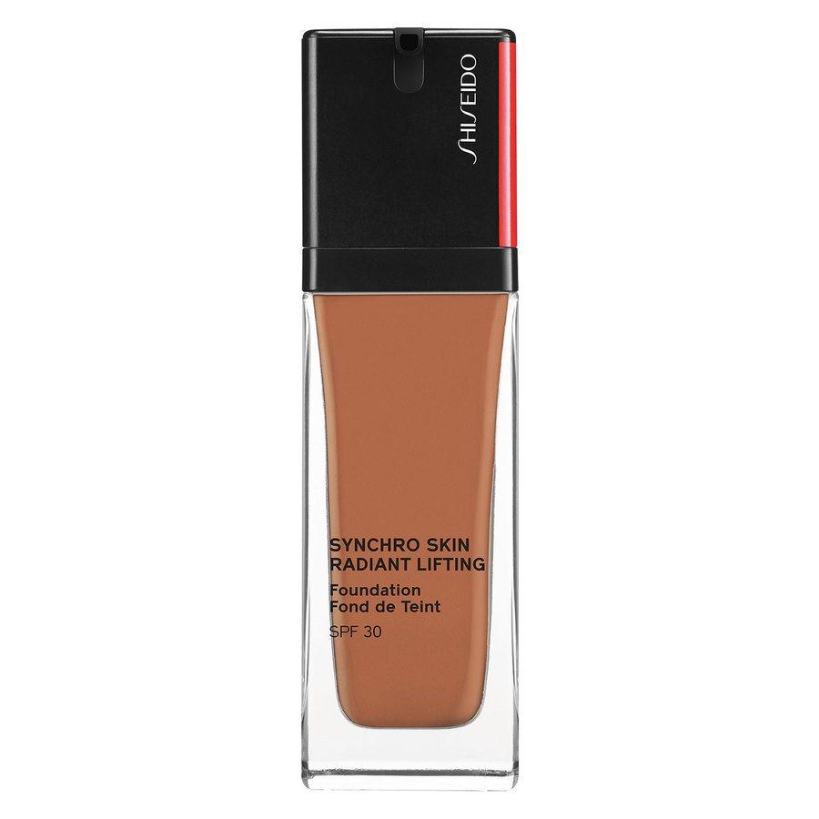 Shiseido Synchro Skin Radiant Lifting Foundation SPF30 560 Obsidian 30ml