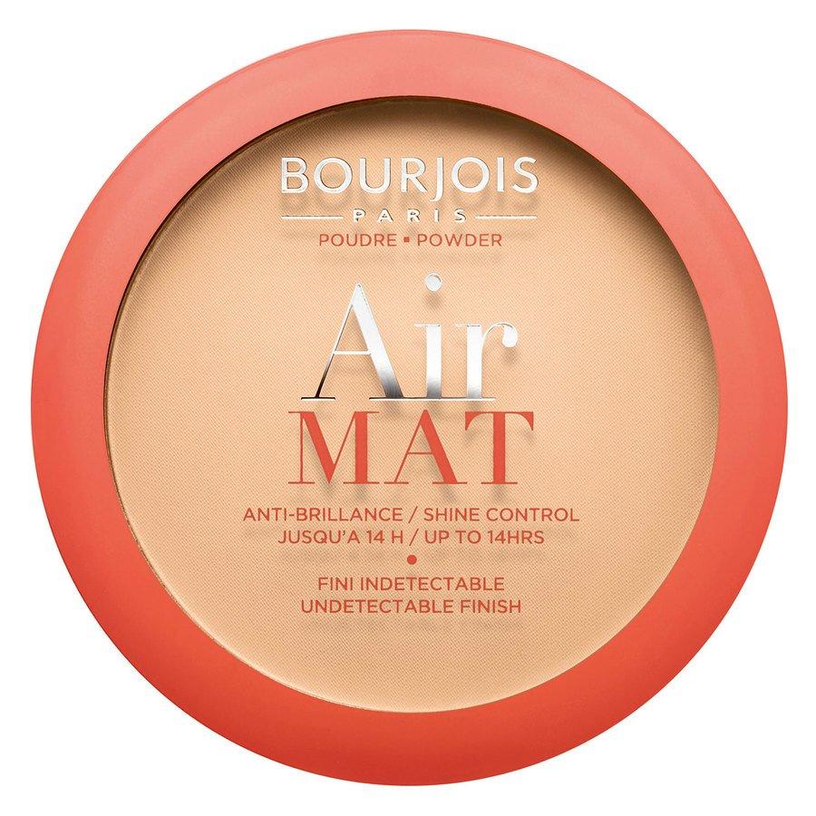 Bourjois Air Mat Compact Powder 02 Light Beige 10g