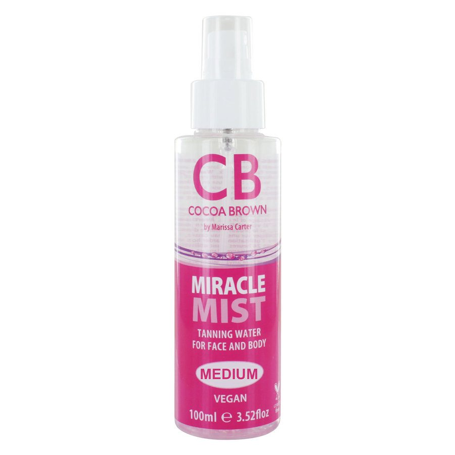 Cocoa Brown Miracle Mist Tanning Water Medium 100ml