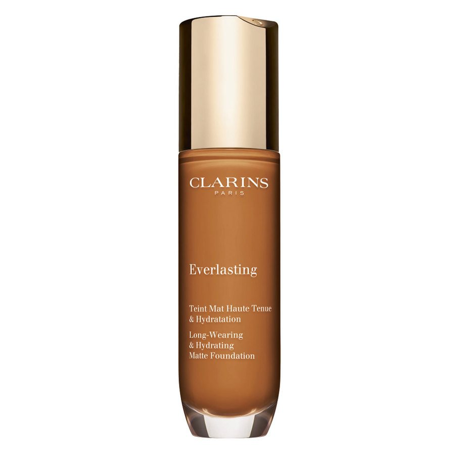 Clarins Everlasting Foundation #118,5 Chocolate 30ml