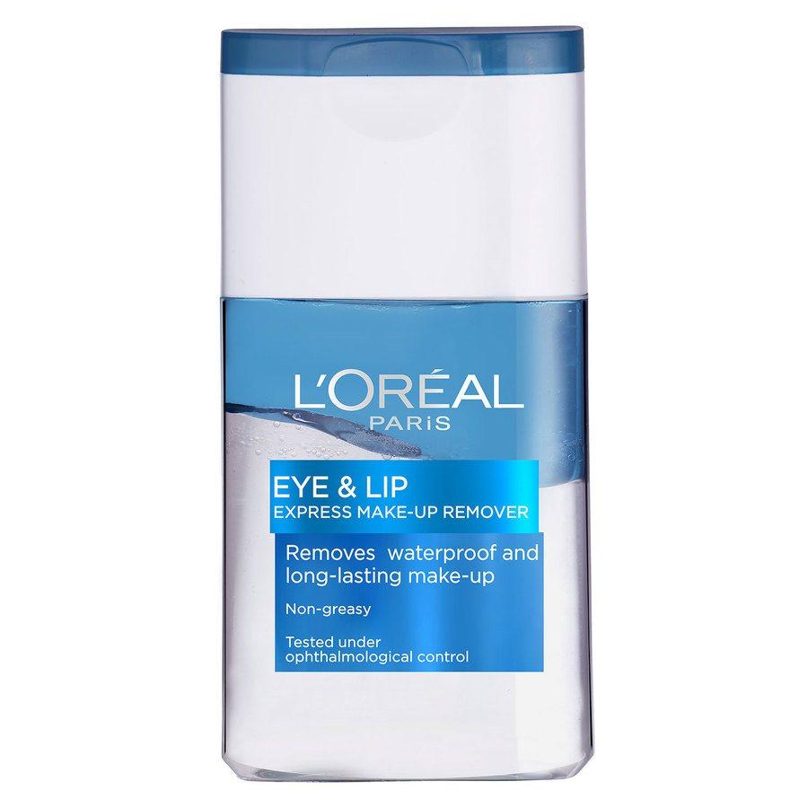 L'Oréal Paris Waterproof Eye & Lip Make Up Remover 125ml
