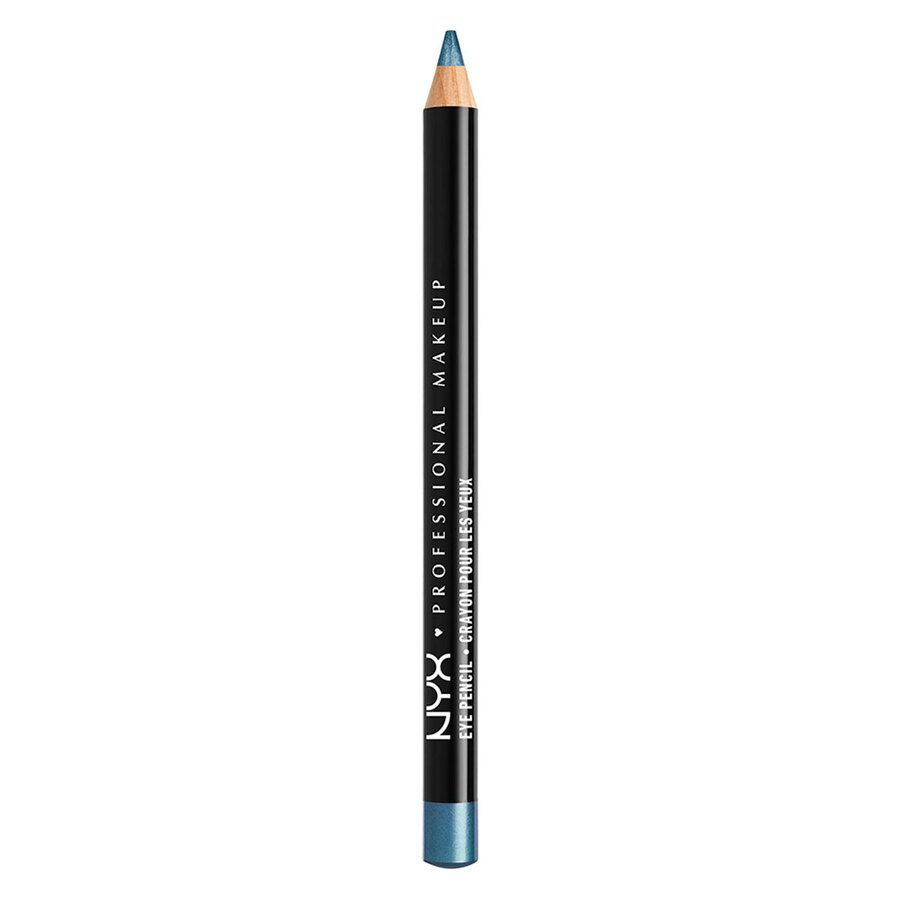 NYX Professional Makeup Slim Eye Pencil Satin Blue