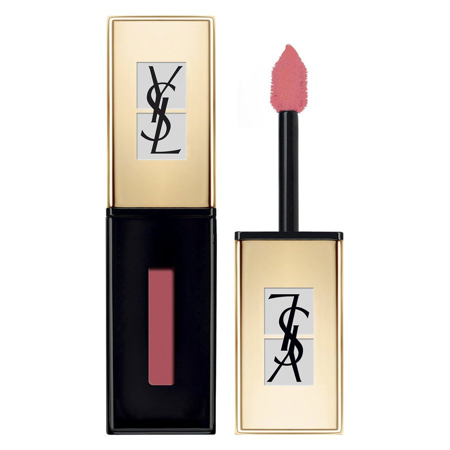 Yves Saint Laurent Vernis à Lèvres Glossy Stain Pop Water Lipstick #203 Dewy Coral