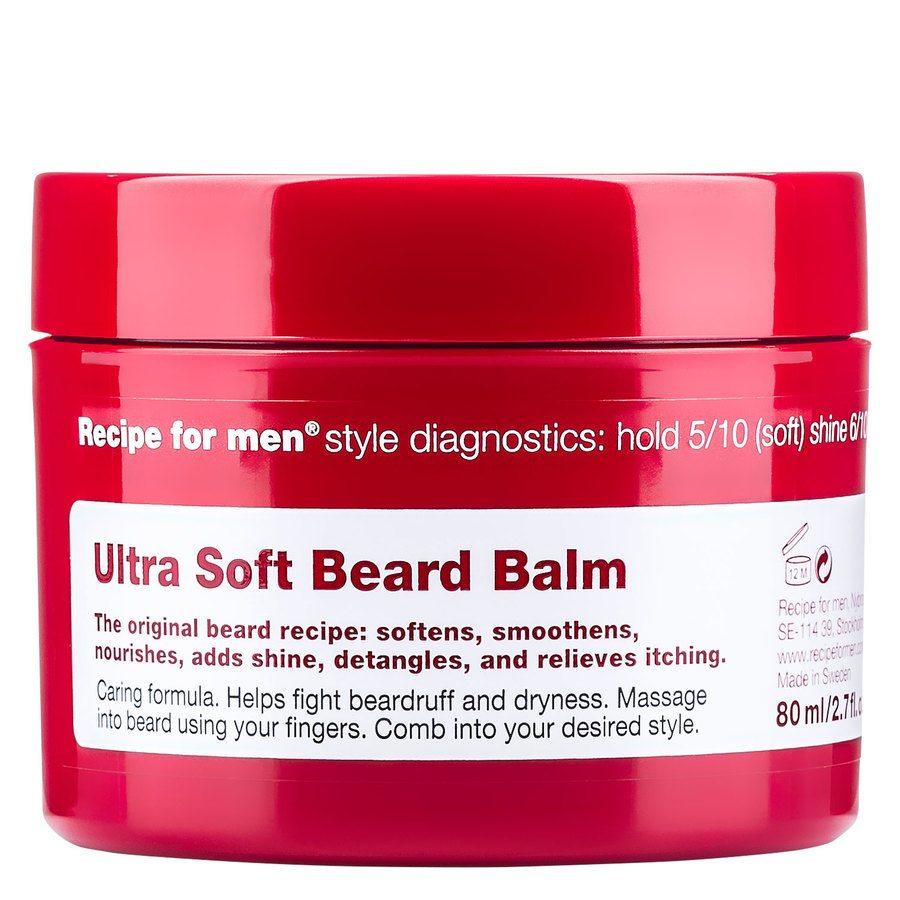 Recipe For Men Ultra Soft Beard Balm 80ml