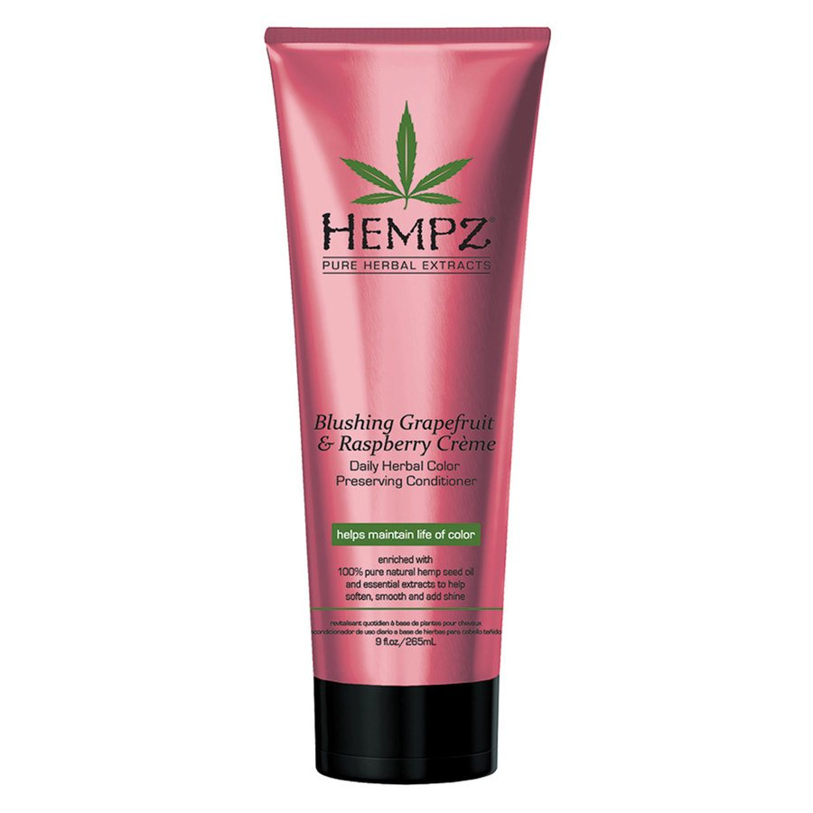 Hempz Blushing Grapefruit & Raspberry Crème Conditioner 265ml