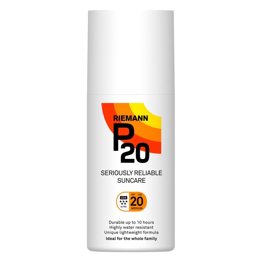 Riemann P20 Spray SPF 20  200ml (Pumpespray)