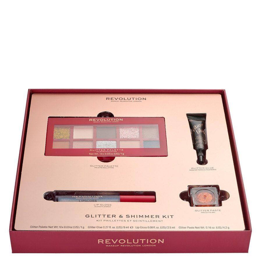Makeup Revolution Glitter & Shimmer Kit