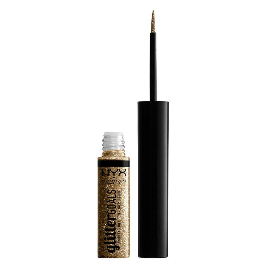 NYX Professional Makeup Glitter Goals Liquid Eyeliner Zodiac Queen 4ml
