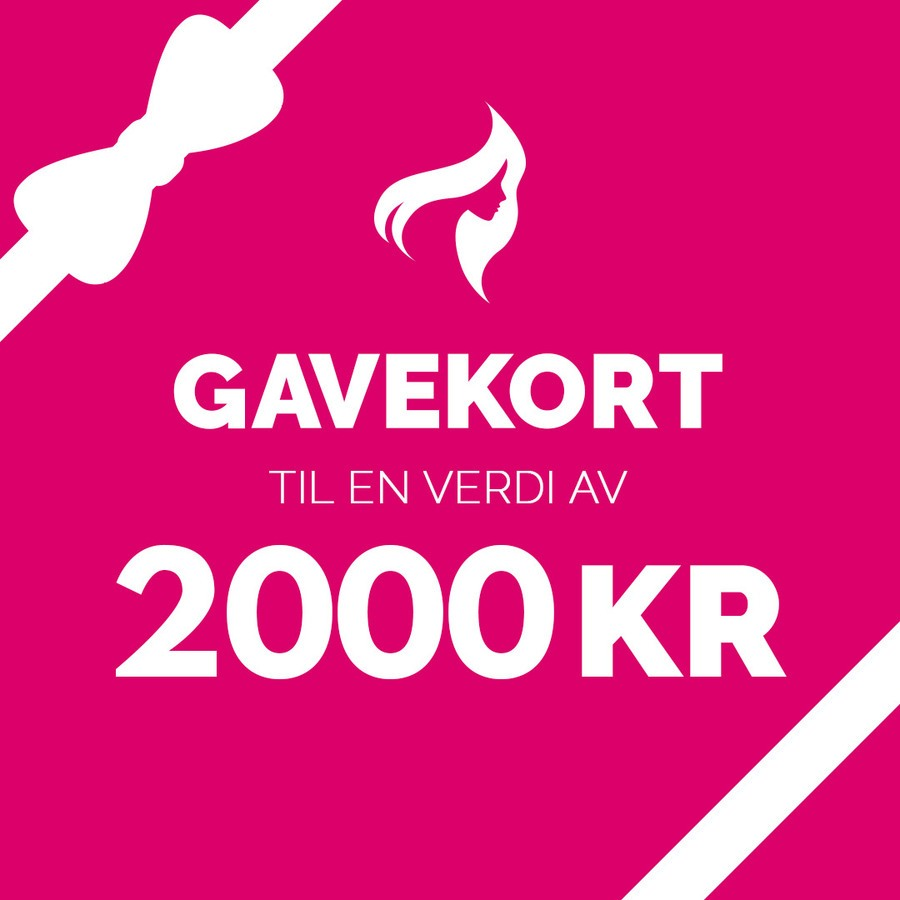 Gavekort – 2000,-
