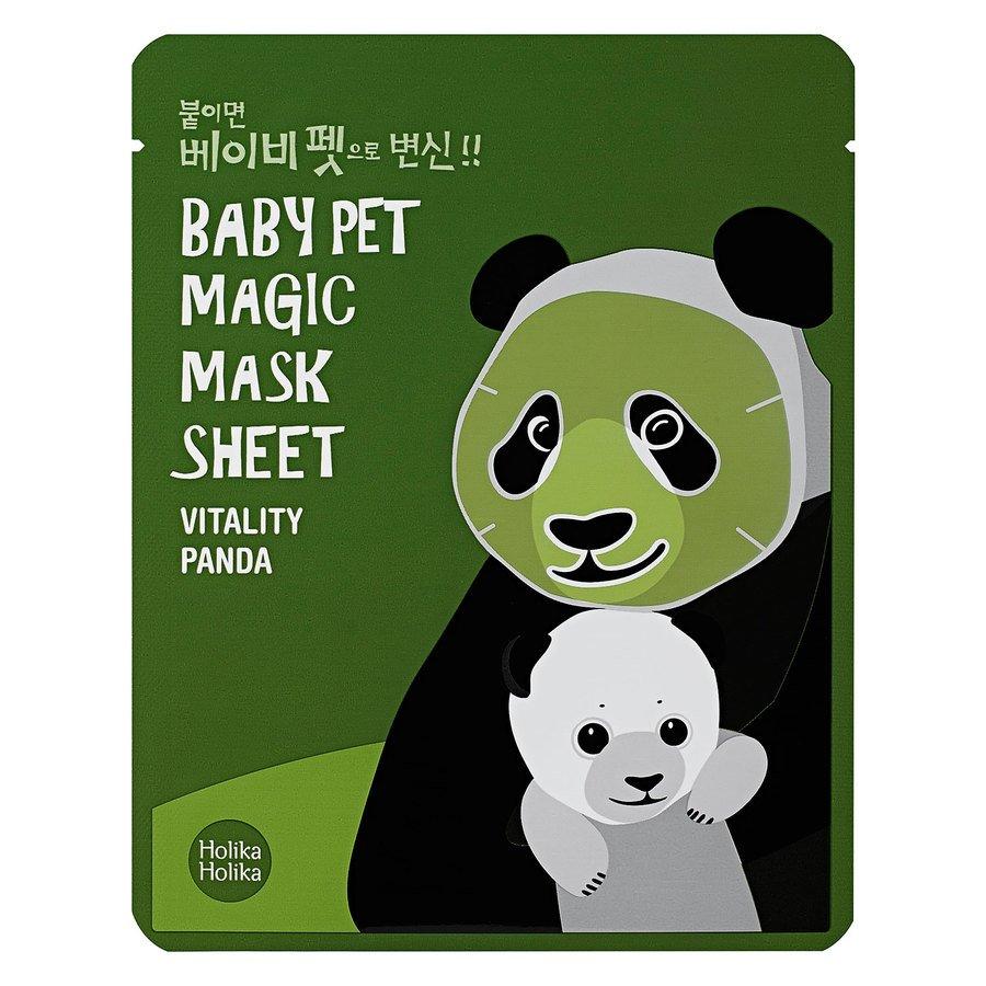 Holika Holika Baby Pet Magic Mask Sheet Panda 22ml