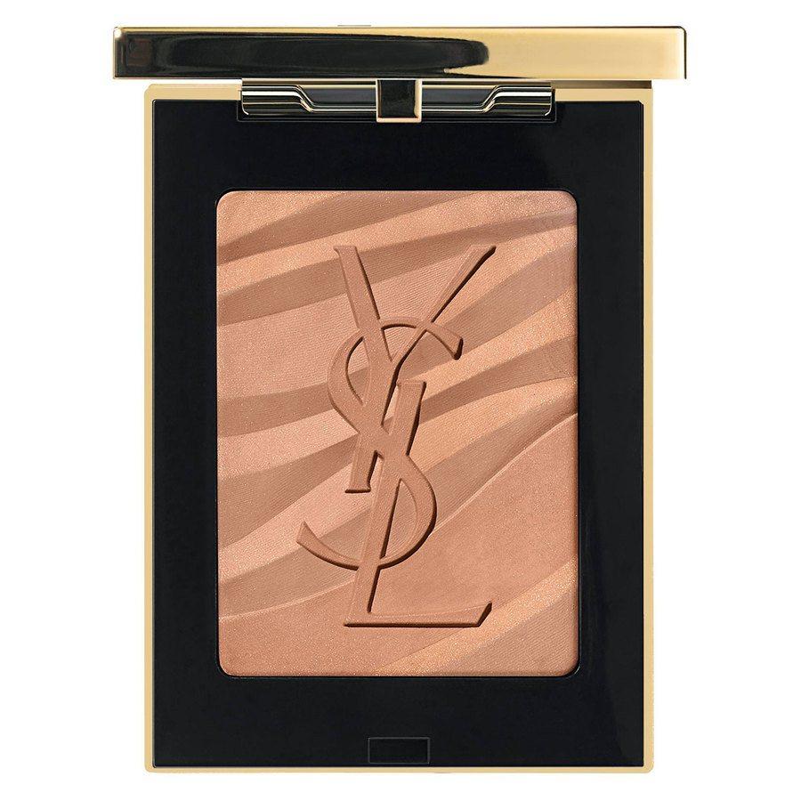 Yves Saint Laurent Les Sahariennes Bronzing Stone Bronzing Powder  #1 Sunstone 8g