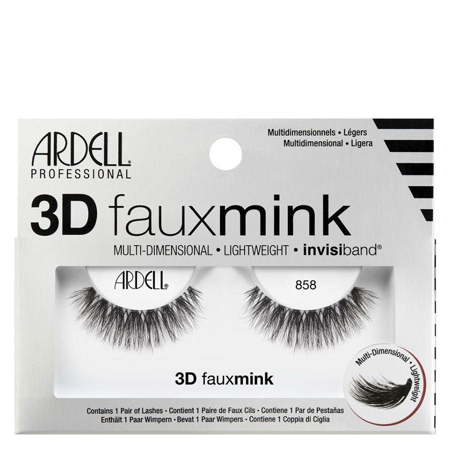Ardell 3D Faux Mink Lash 858