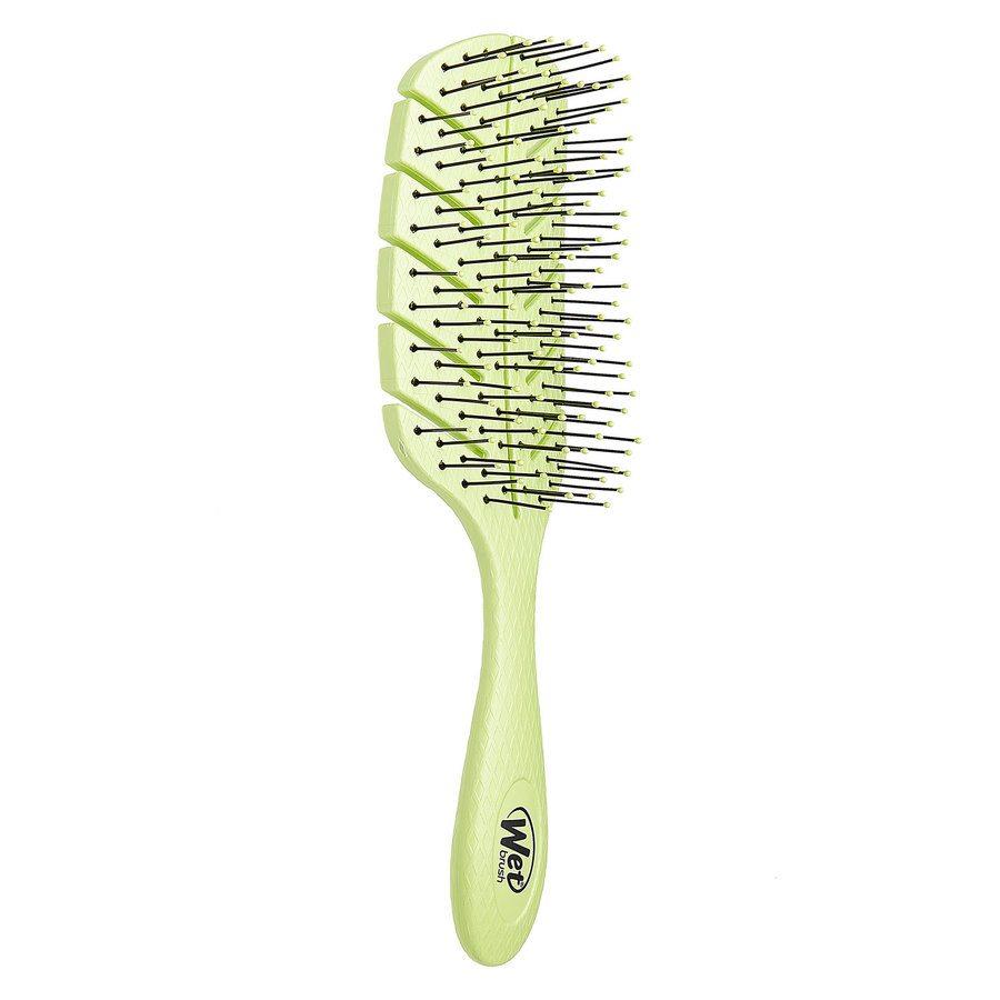 Wetbrush Go Green Detangler Green
