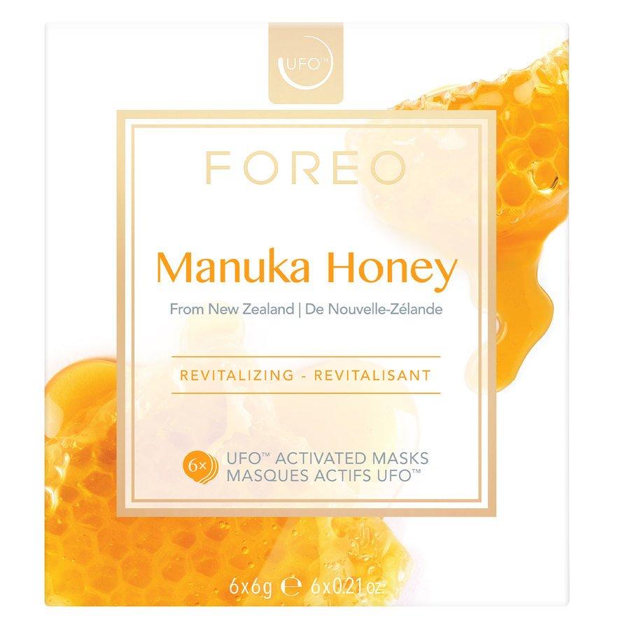 Foreo UFO Mask Manuka Honey 6x6g